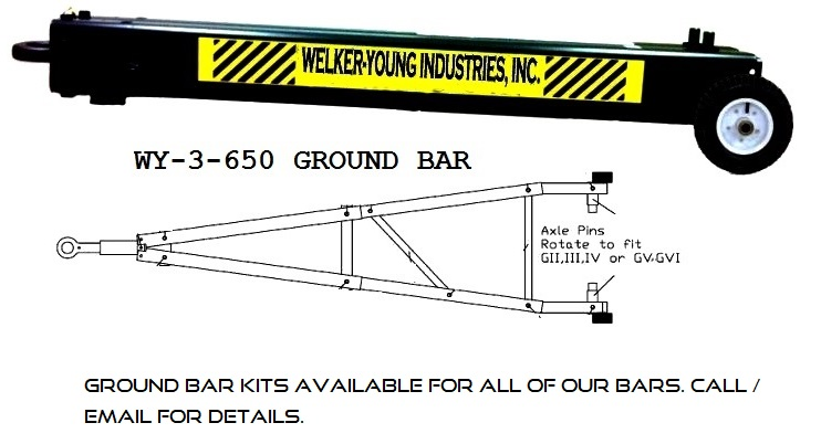 Ground bars